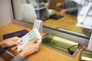 Abertura de contas bancárias