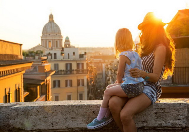 Cidadania Italiana para filhos menores