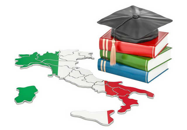 Reconhecimento dos diplomas de estudo na Itália