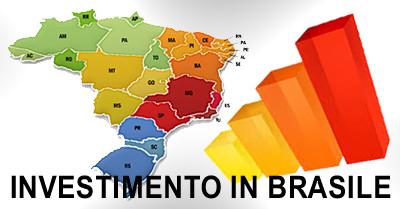 Investimento in Brasile