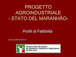 Progetto Agroindustriale